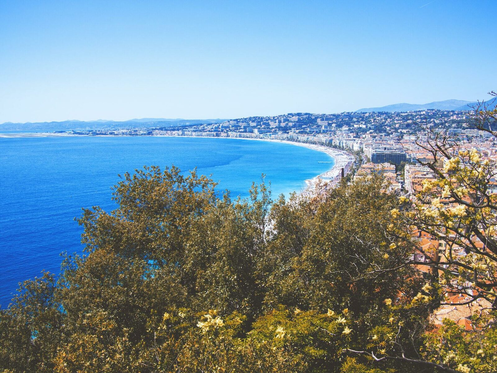 Discover Nice on the French Riviera