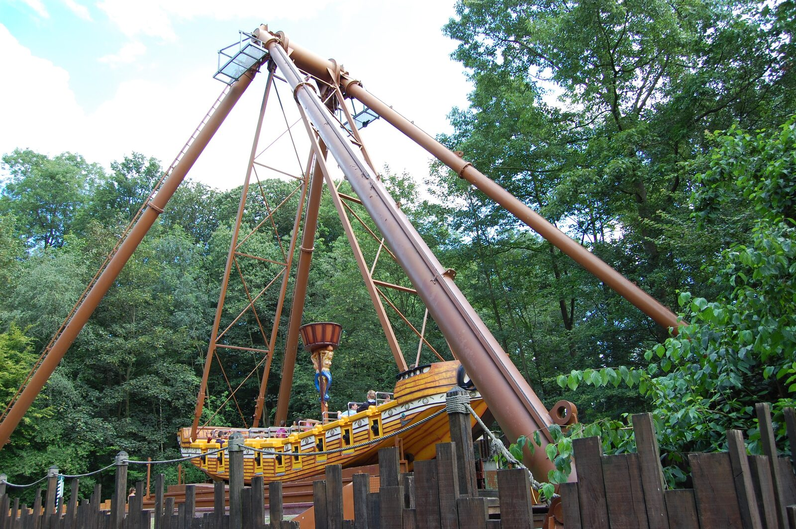 Bellewaerde amusement park
