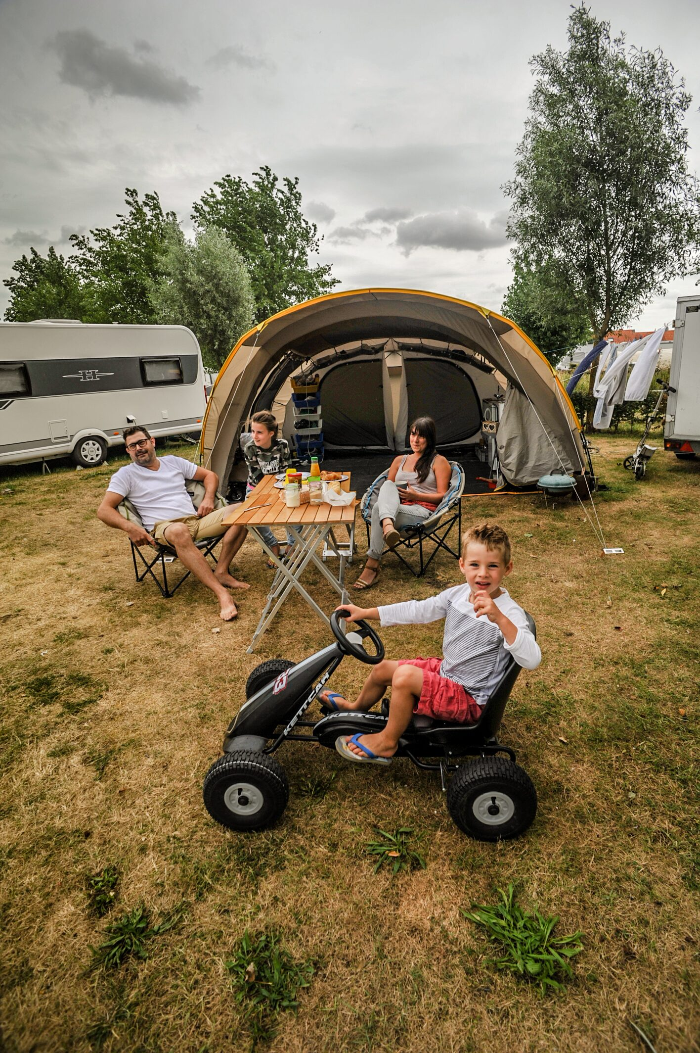 Information camping Westende
