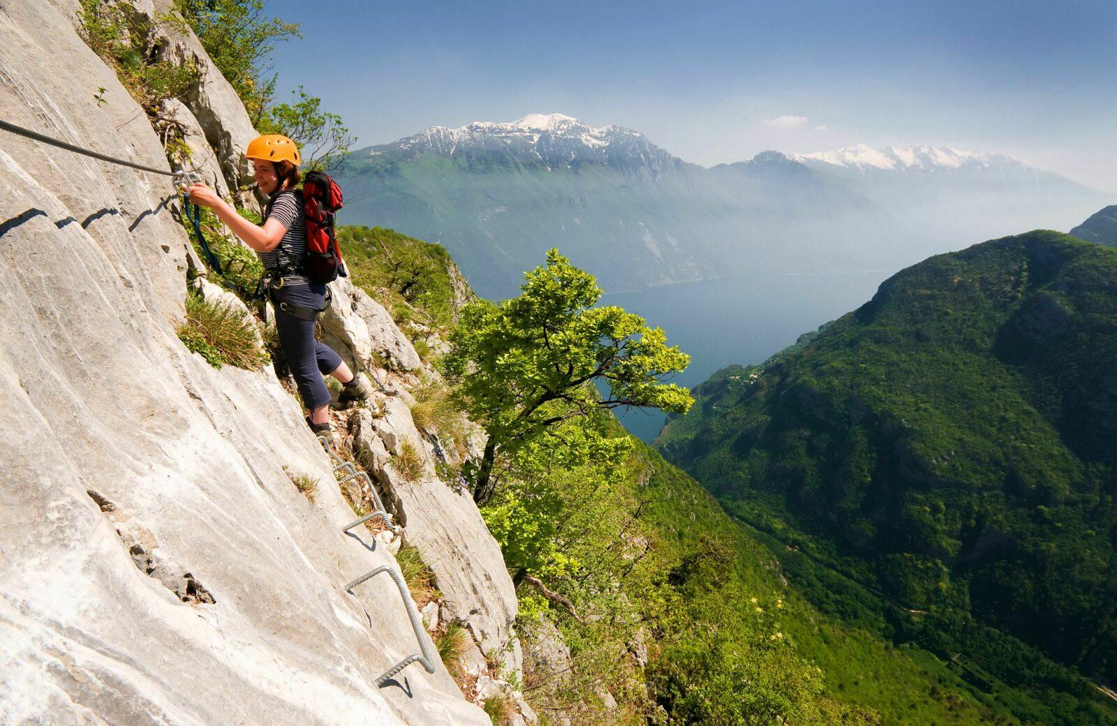 Escalader les Alpes