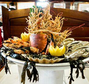 Restaurant Le Chatillon à Boulogne sur Mer