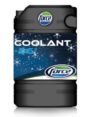 Force Coolant -26°C/-35°C