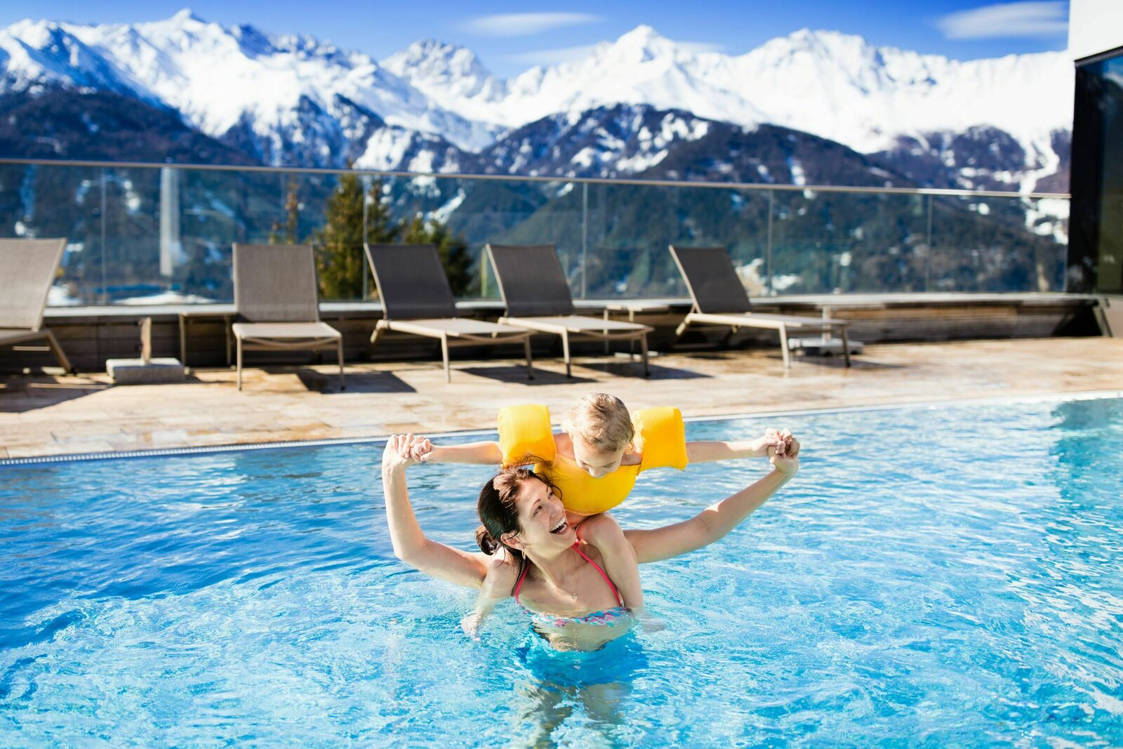 5x the best summer activities with children in the French Alps