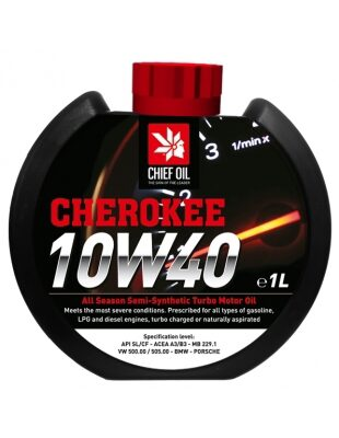 Cherokee SAE 10W40