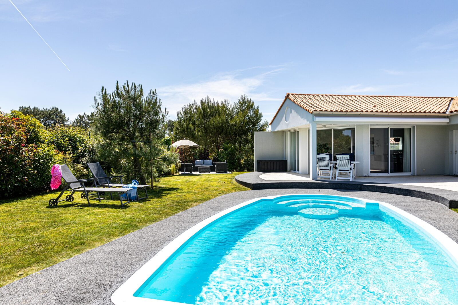 Oasis Parcs Les Jardins Des Sables d'Olonne | Maisons de vacances sur la côte Atlantique