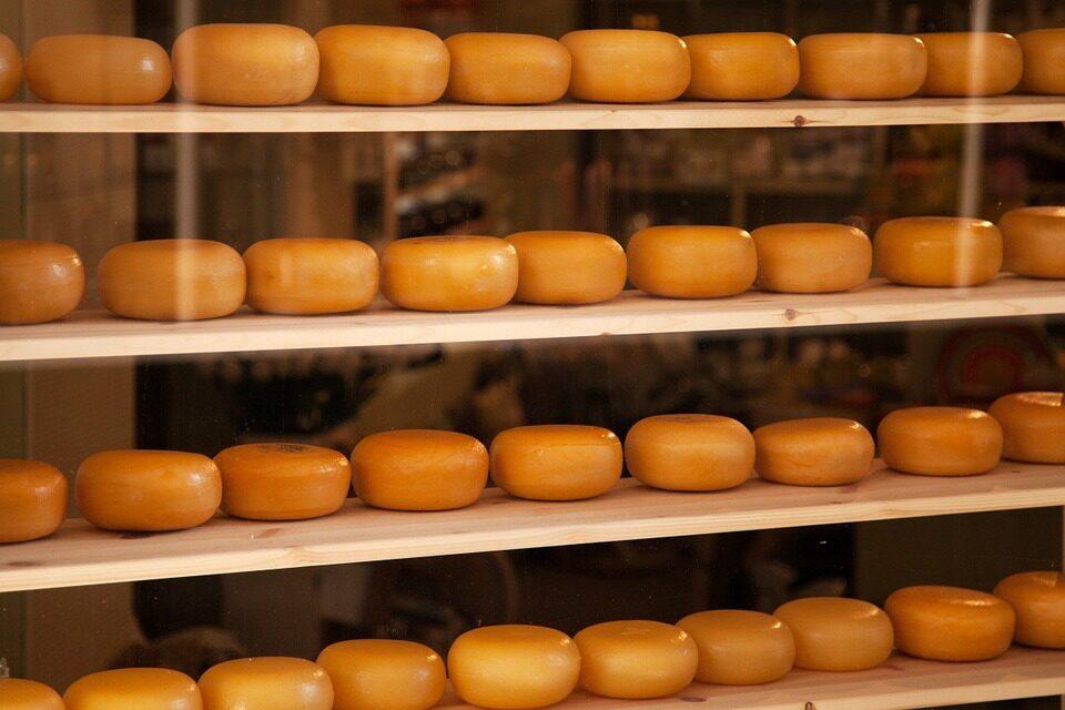 Regionaler Käse
