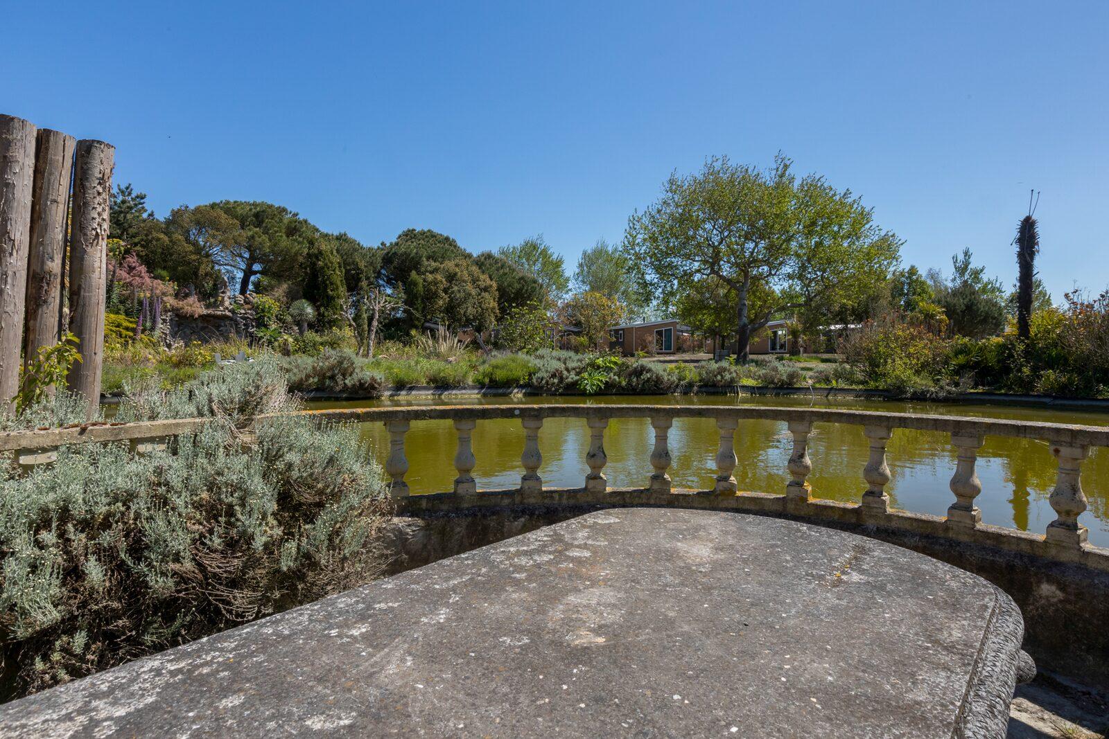Subtropische tuin | Fort den Haak