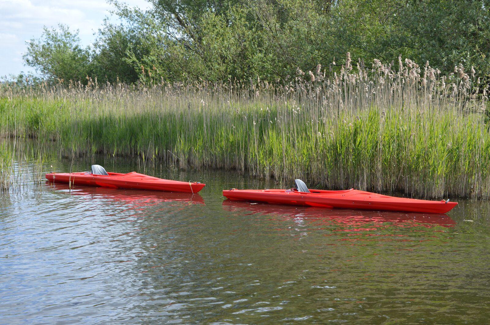 Kayak en Kano's verhuur
