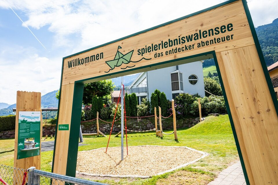 Walensee game-ervaring