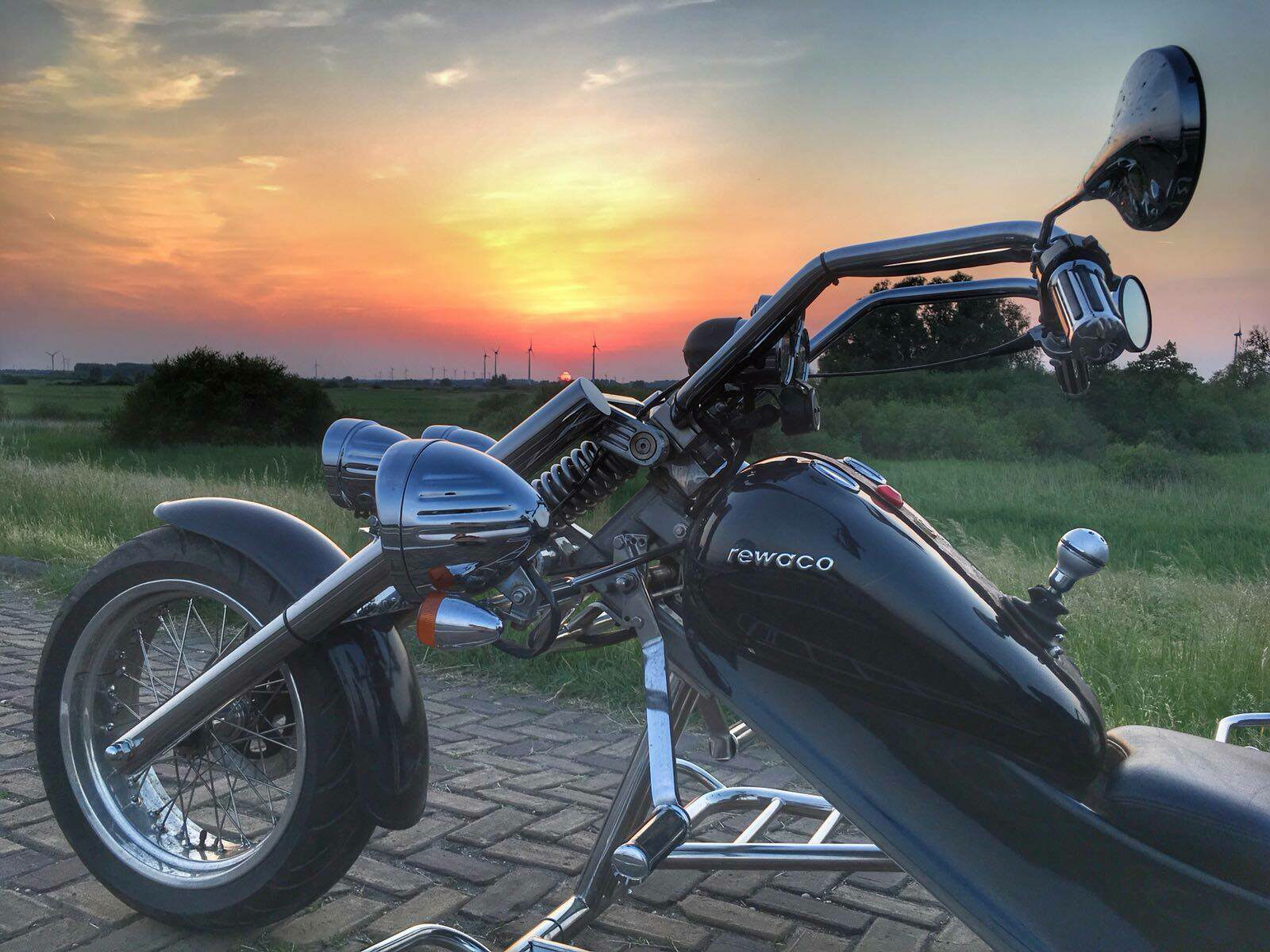 🏍 Rent a Trike in the Veluwe