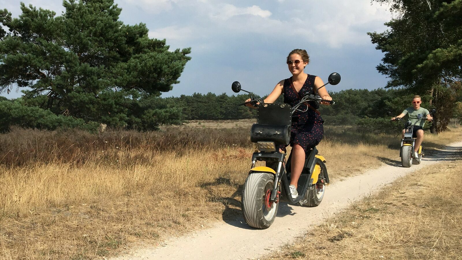 🚲 Everything on wheels for rent at the Veluwe Specialist!