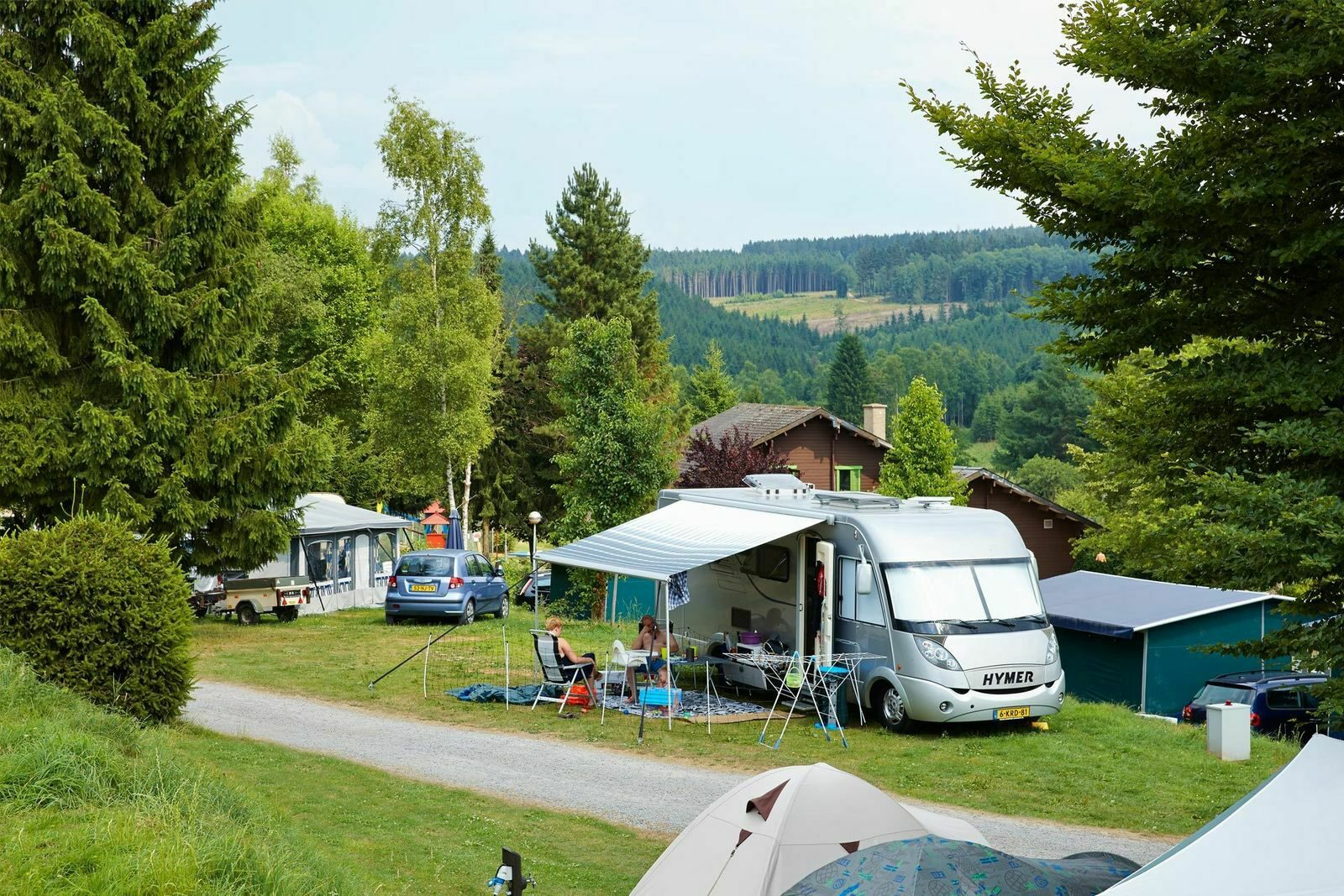 Camping Wallonie