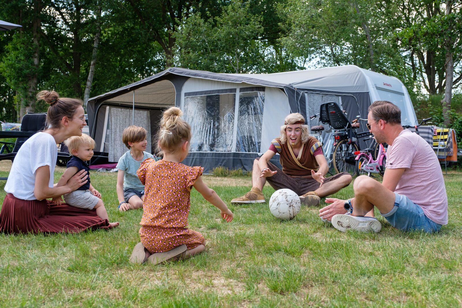 Camping Holland Nähe deutsche Grenze