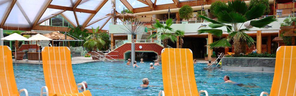 Subtropisch zwembad Bahia