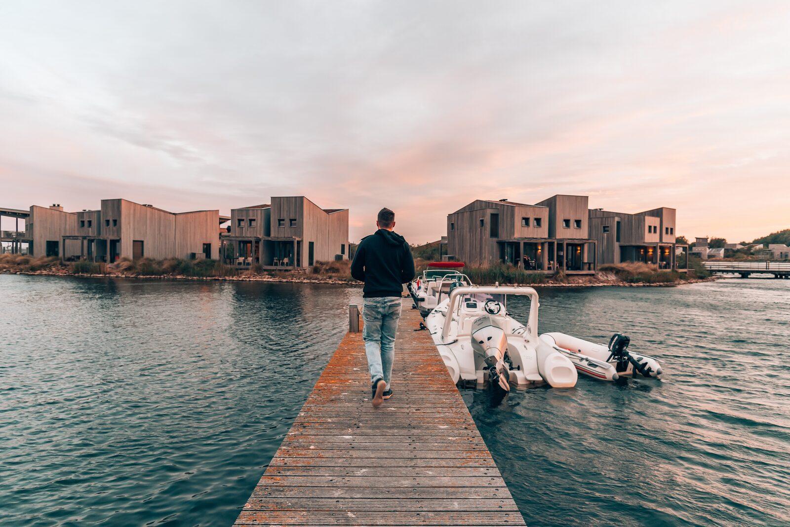 Wandelend over het meer | reisverhaal van Bo
