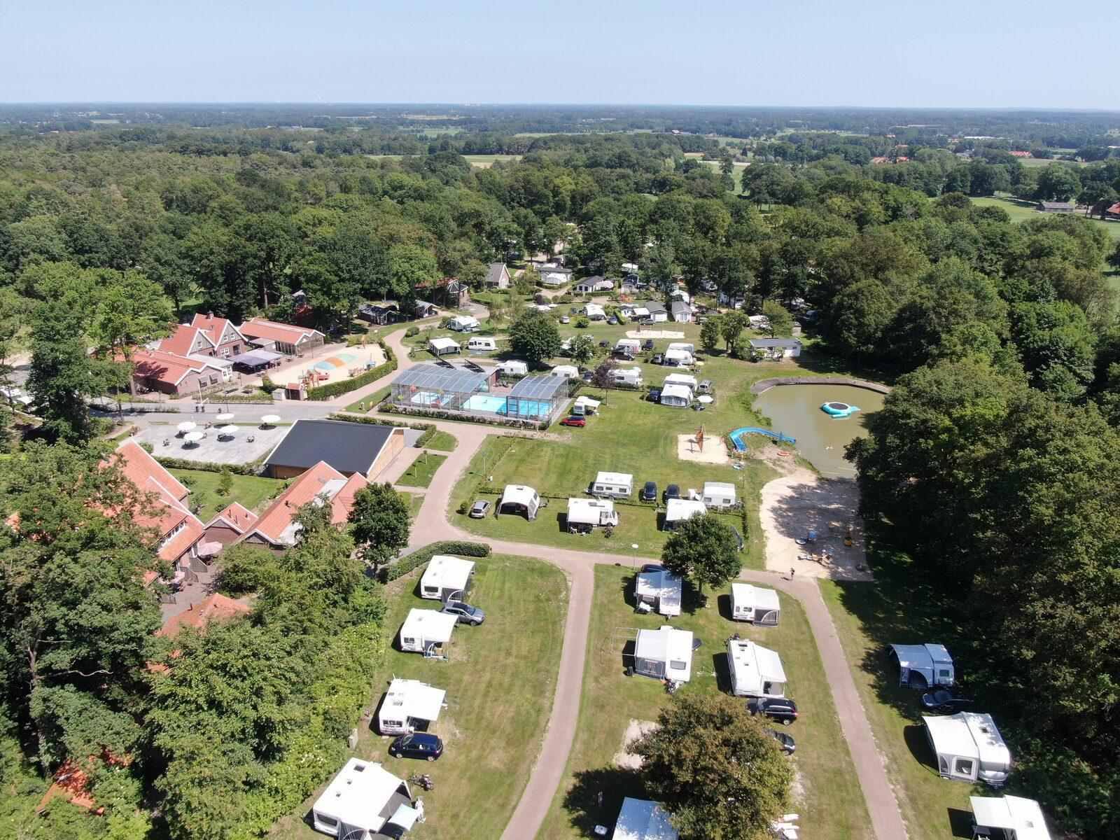 5-sterren camping De Witte Berg