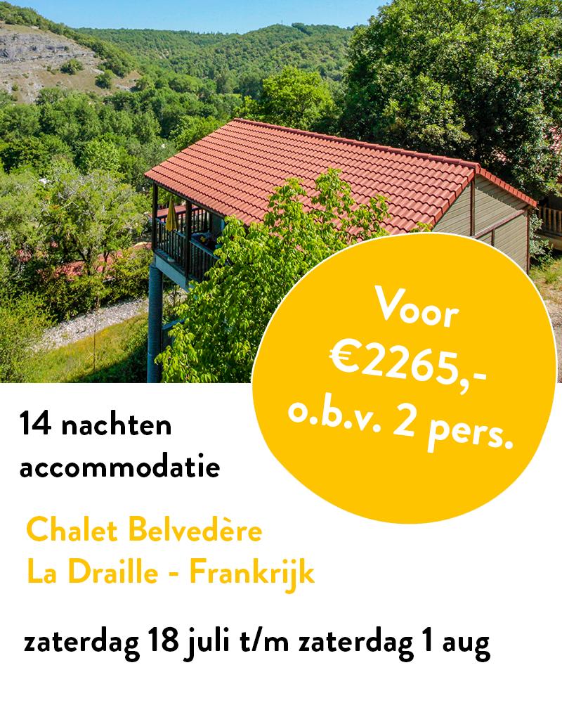 uitgelicht Belvedere Frankrijk La Draille