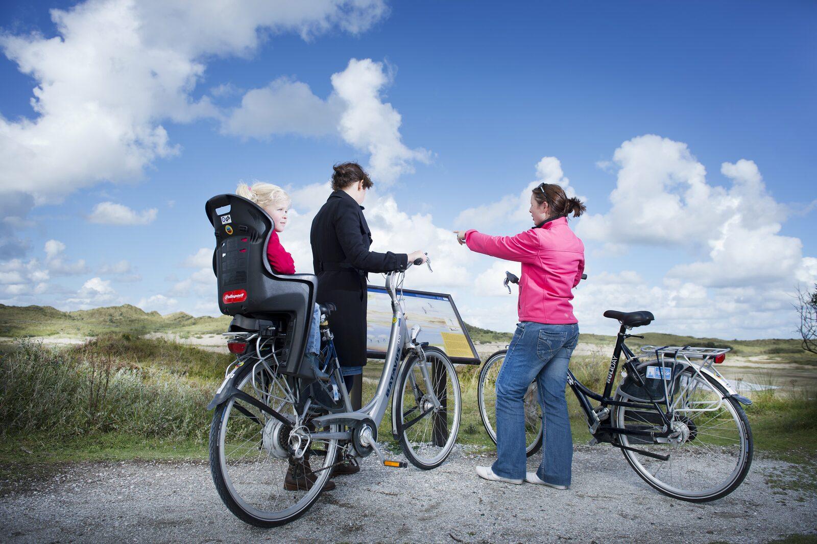 Fiets- en wandelexpeditie Noordkaap op Terschelling