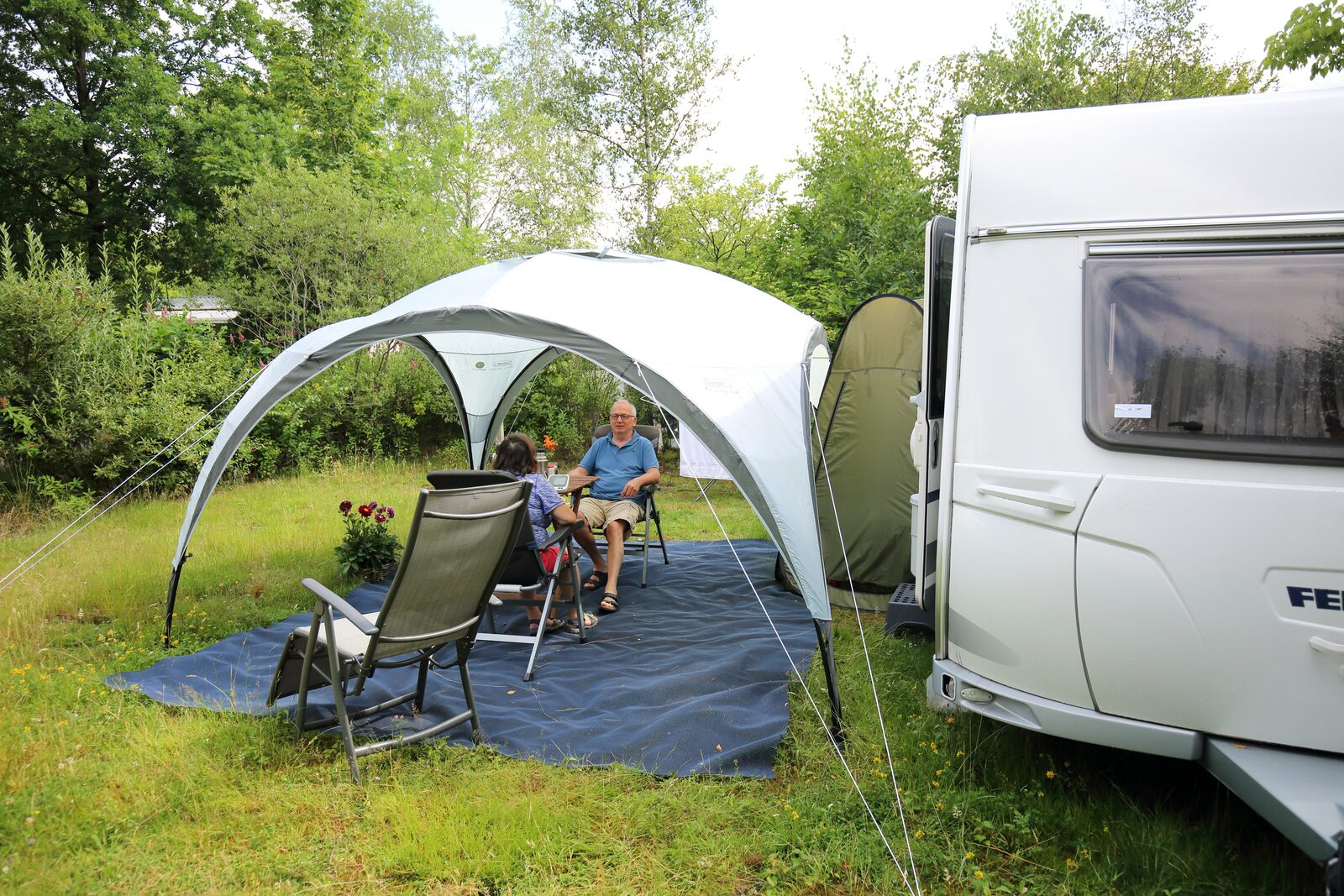 Goedkope camping in Belgie