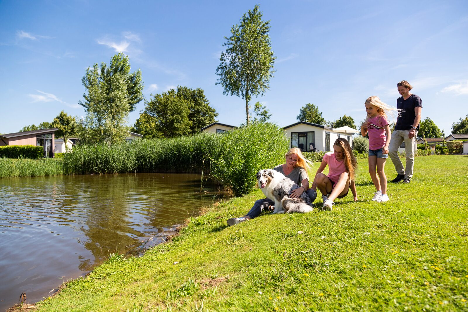 Recreational park the Esmeer | Bommelerwaard