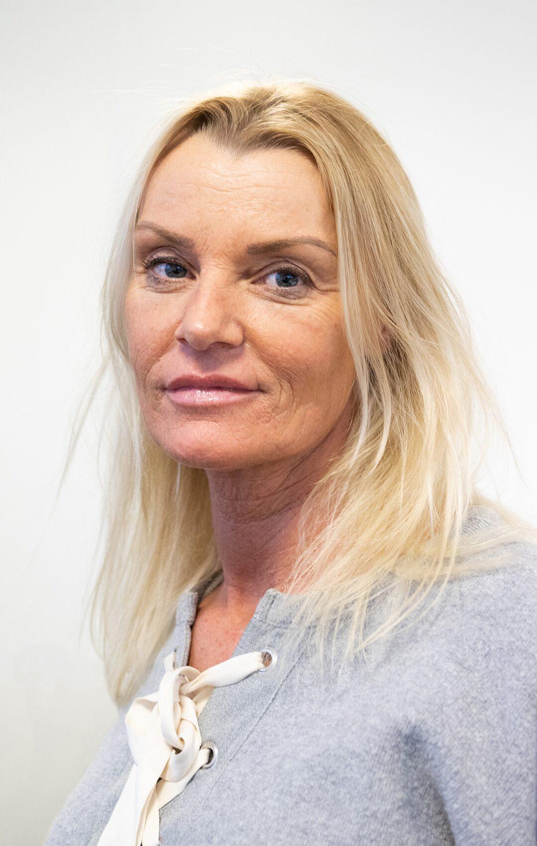 Sandie Tomasina, chargée de clientèle chez Evancy