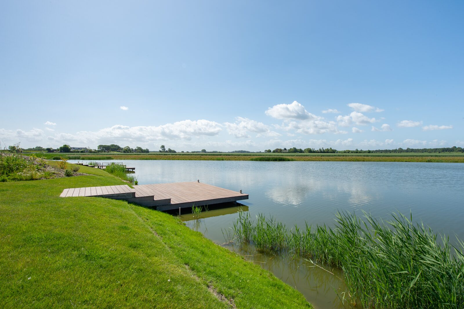 Luxe vakantiehuis zeeland waterlijn 30