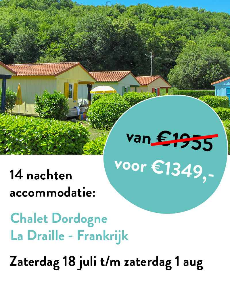 Dordogne aanbieding La Draille