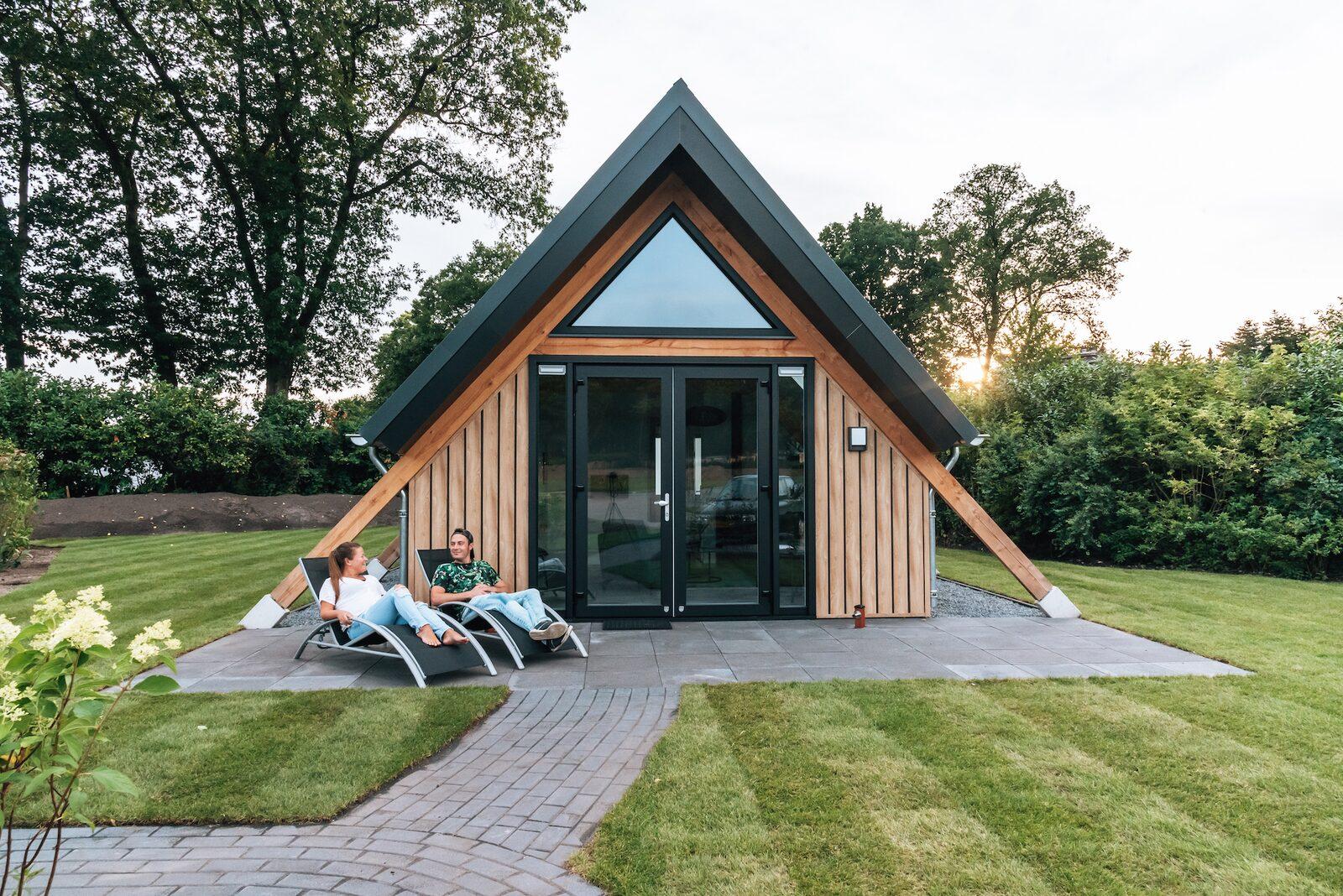 Nieuw: Wellness Lodge op de Veluwe