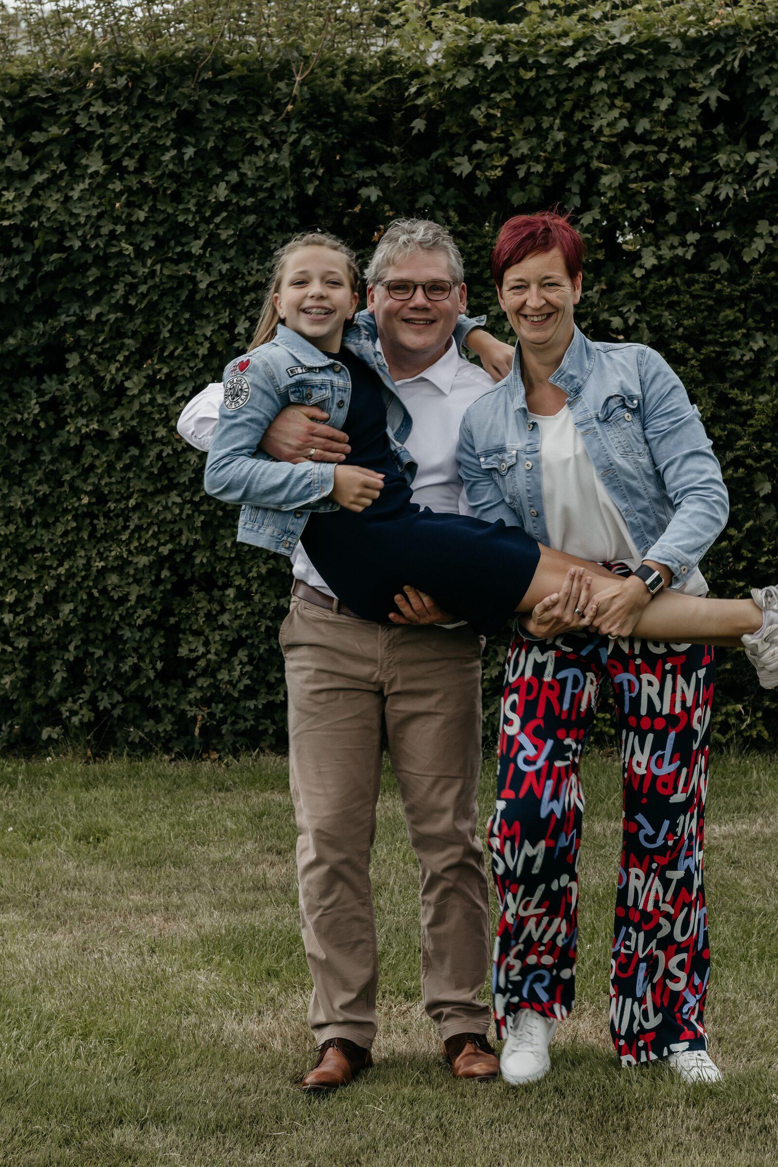 Merle, Bert-Jan & Dini Hoekjen
