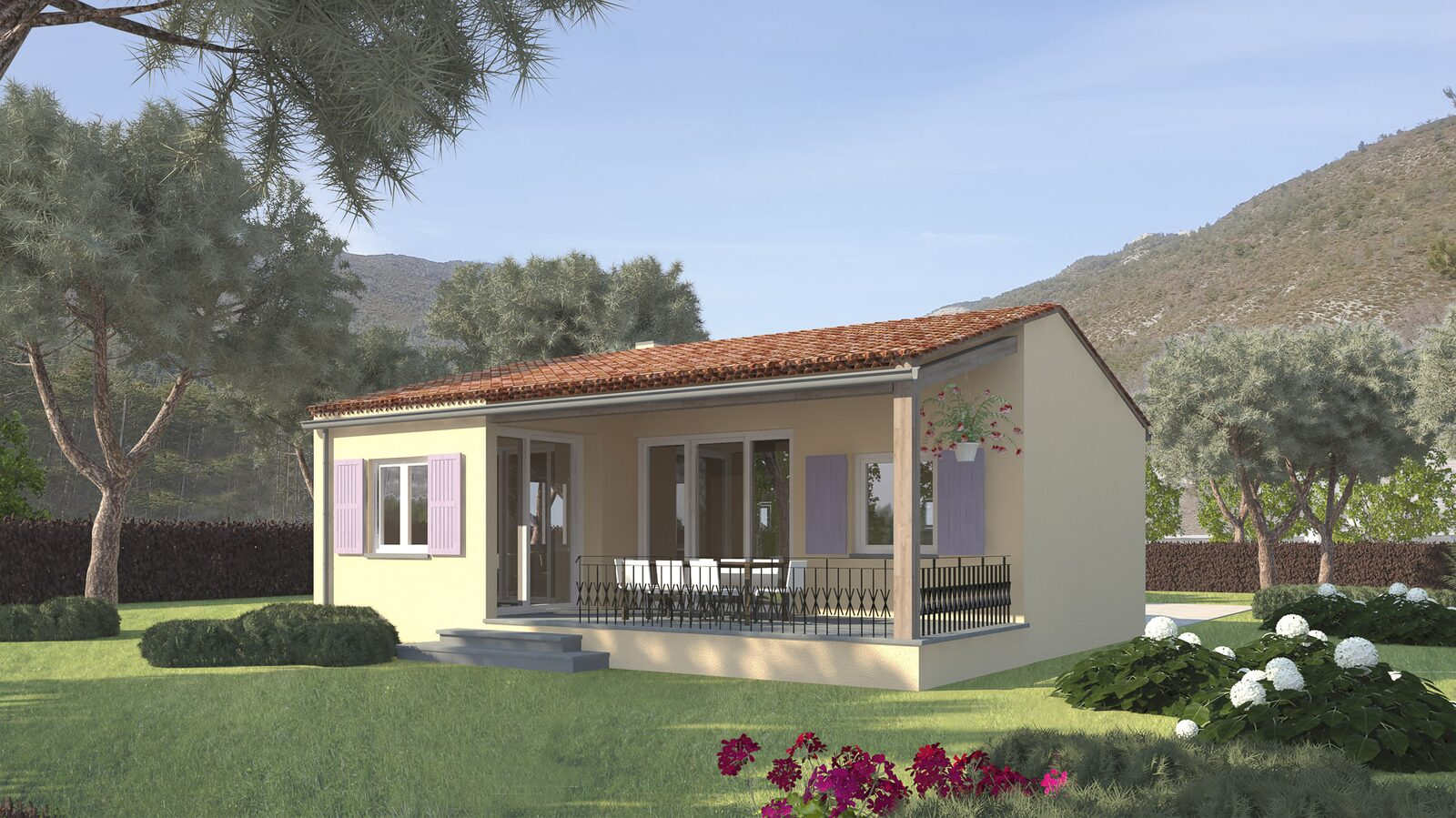 Holiday house in Provence