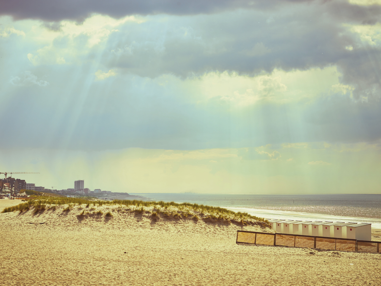 Strand Belgie