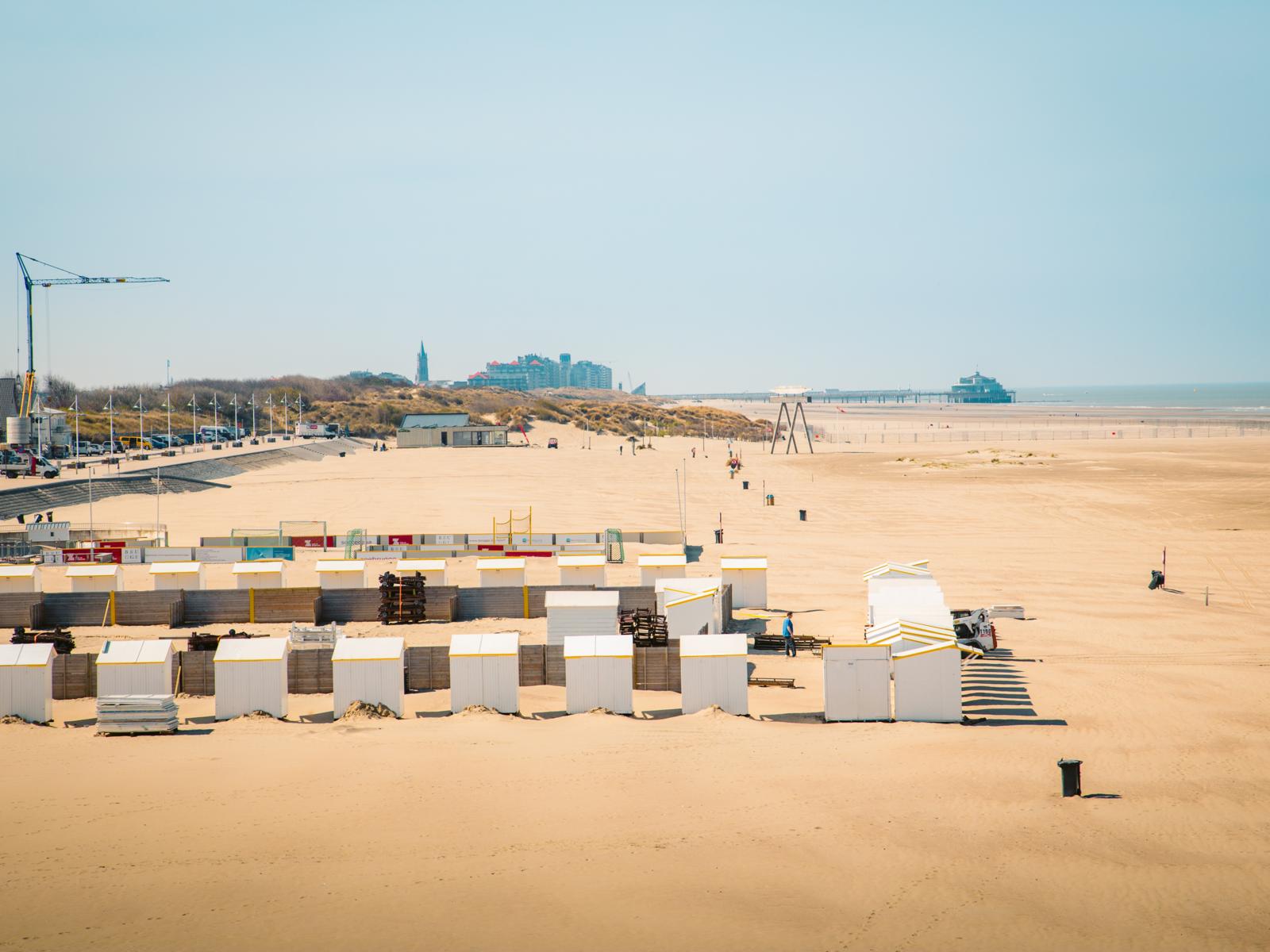 Strand Zeebrugge