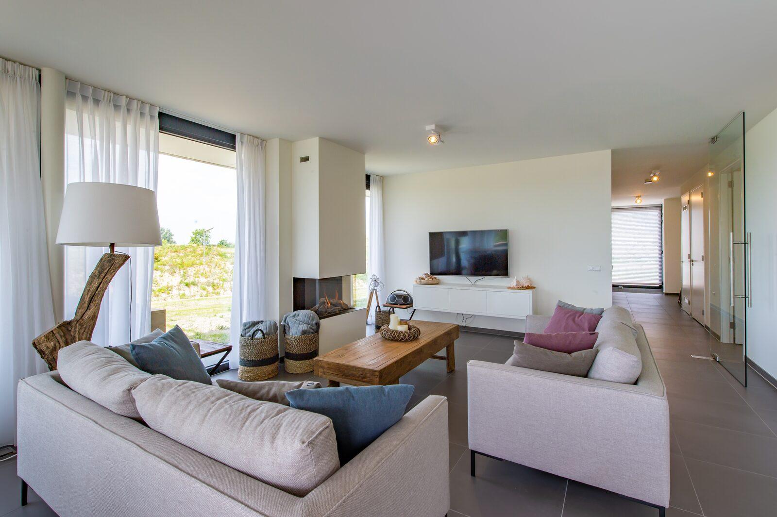 Luxe vakantiehuis zeeland duinvallei 45 de groote duynen