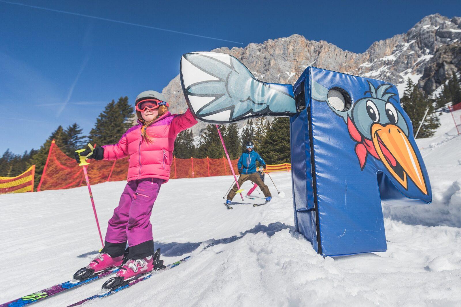 Ski area Ehrwalder Alm