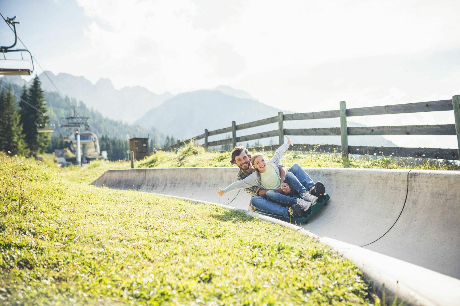 Zomerrodelen | PURE Resort Ehrwald