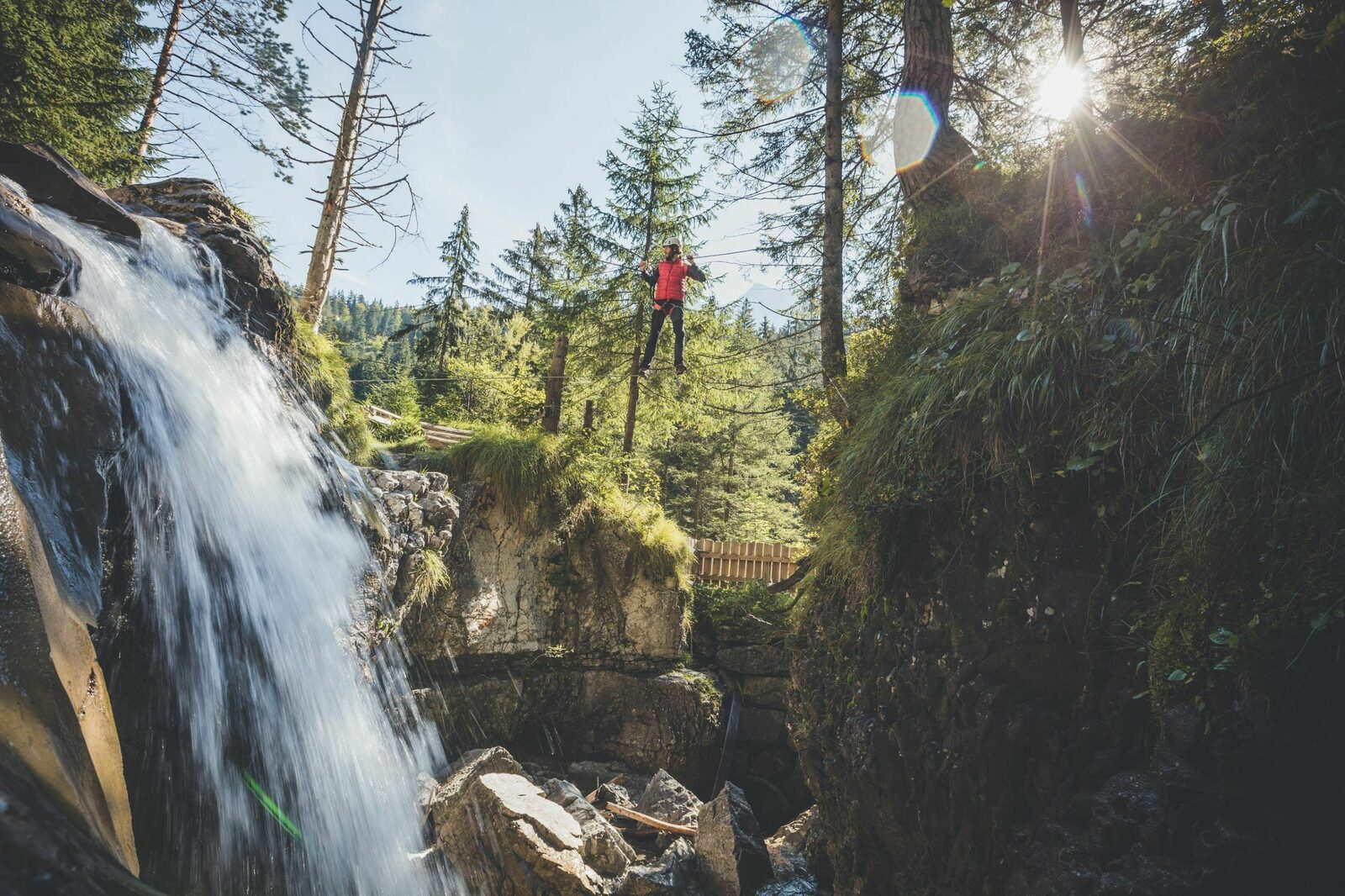 Canyoning at the Zugspitze