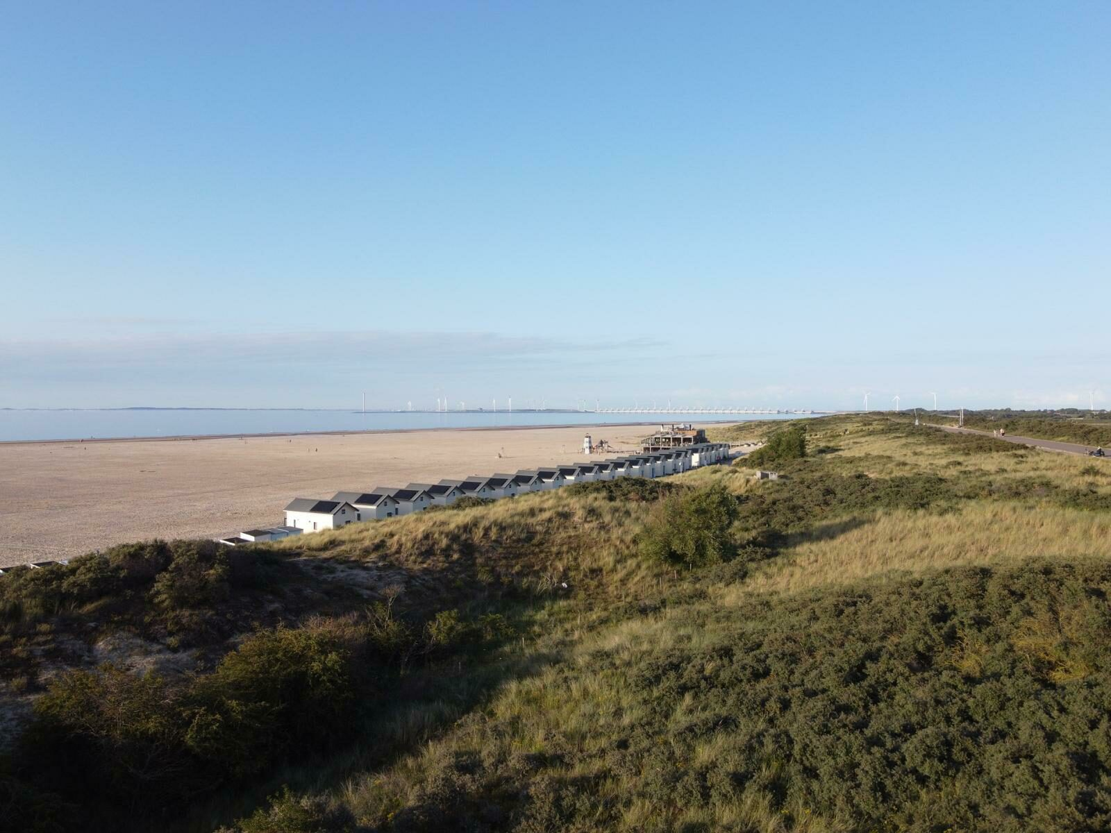Strand Zeeland Kamperland