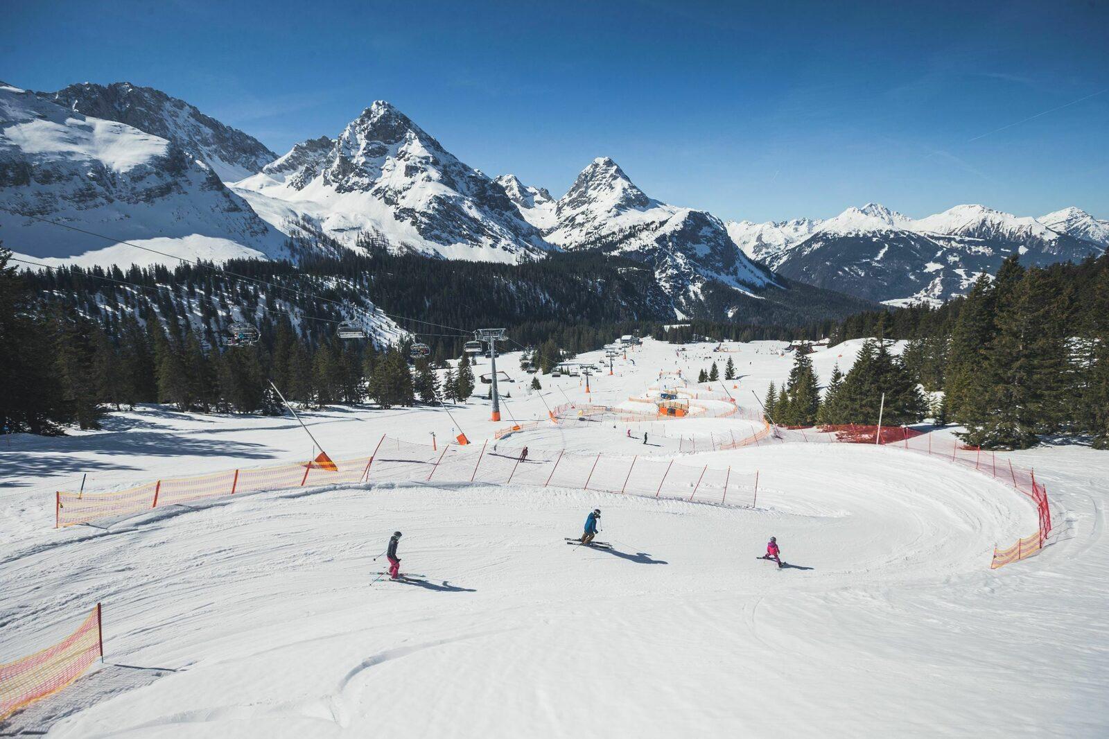 Ski school Ehrwald
