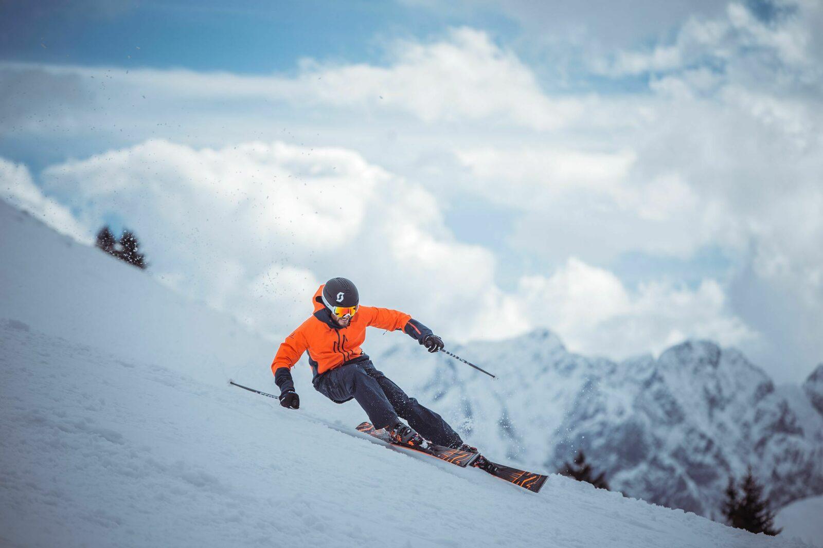 Skiën in Ehrwald met Pasen