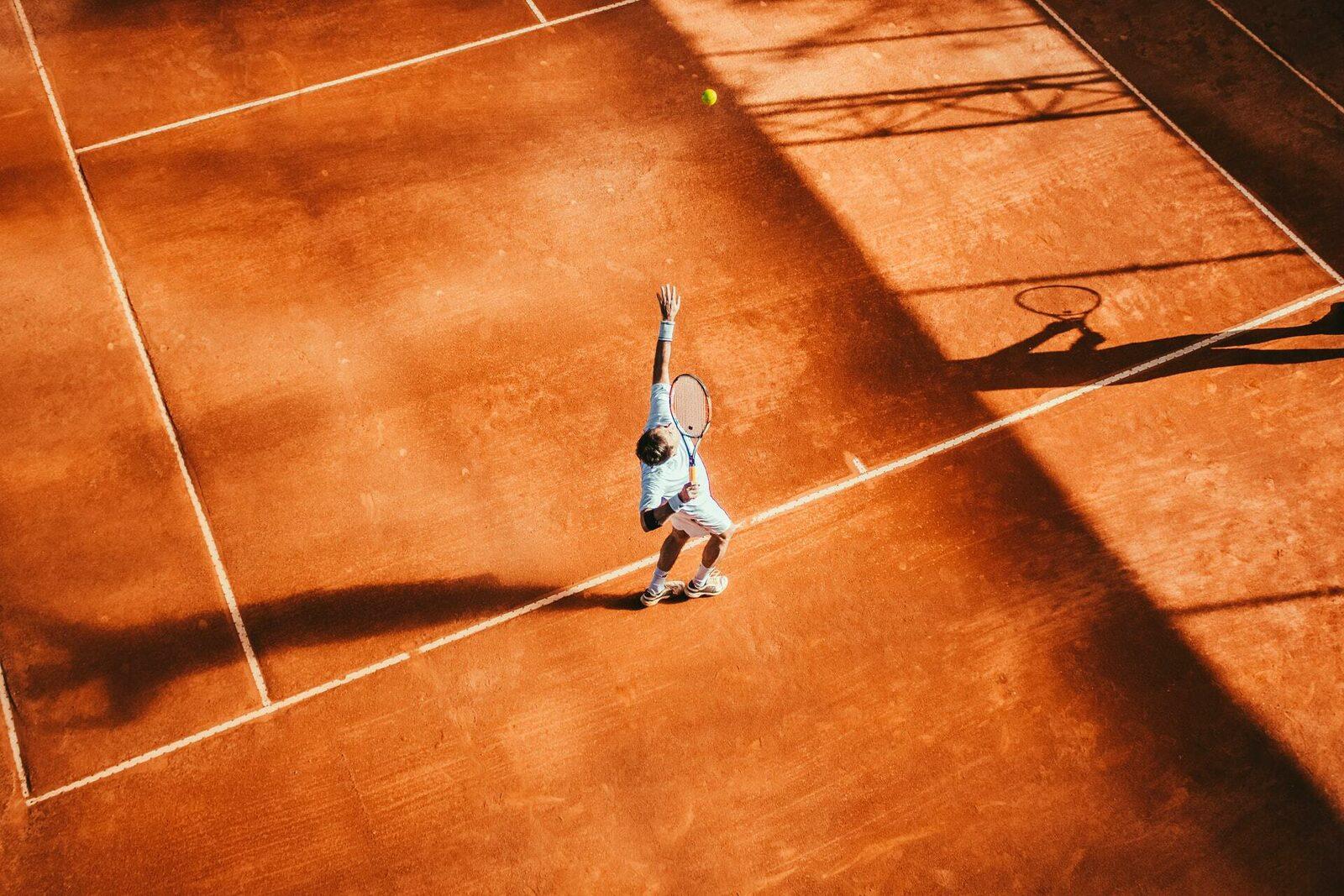 Tennis au Touquet Paris Plage sur la Côte d'Opale