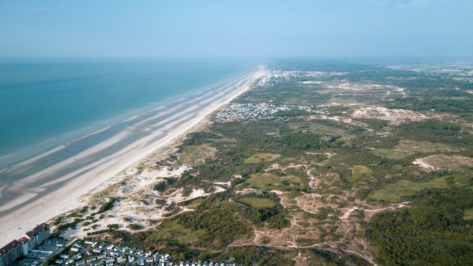 Discover the beautiful sand dunes