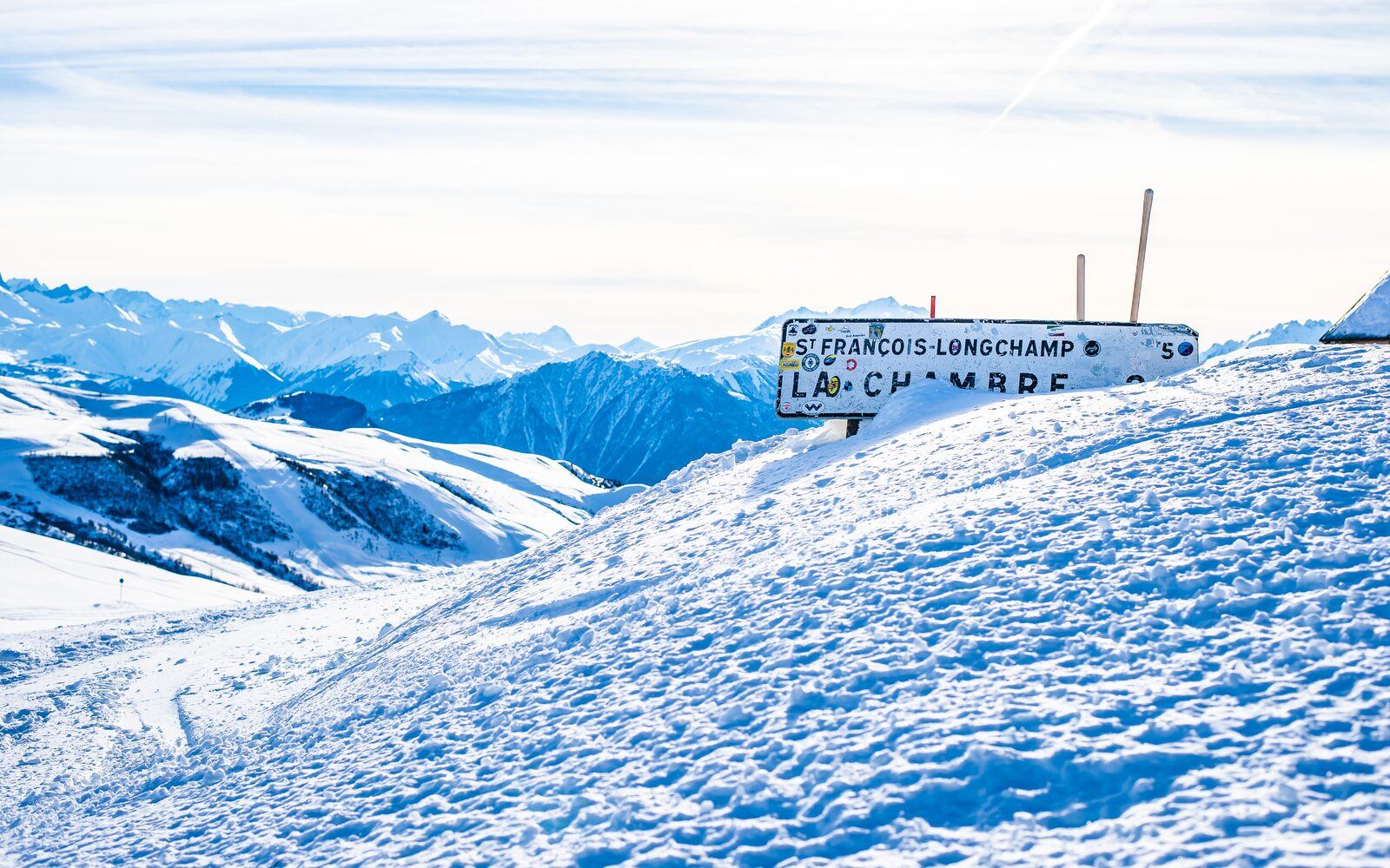 6 redenen voor wintersport in Saint François Longchamp
