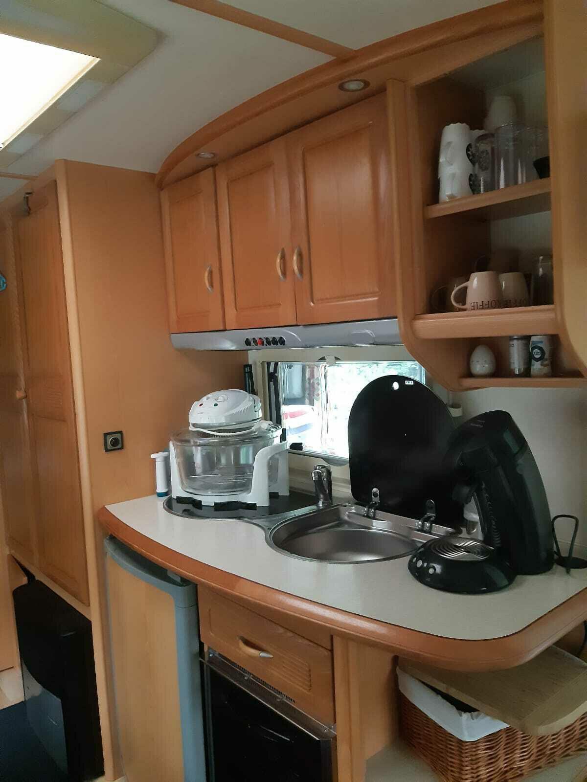Tourcaravan Hobby Prestige 635 SMF - referentie 202008276