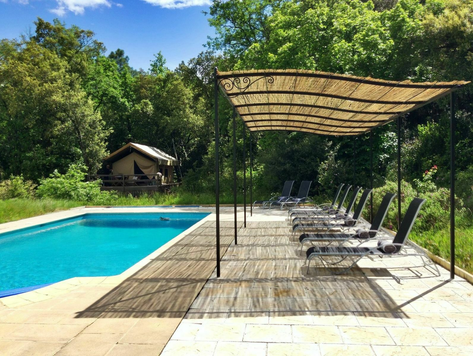 Glamping Languedoc-Roussillon