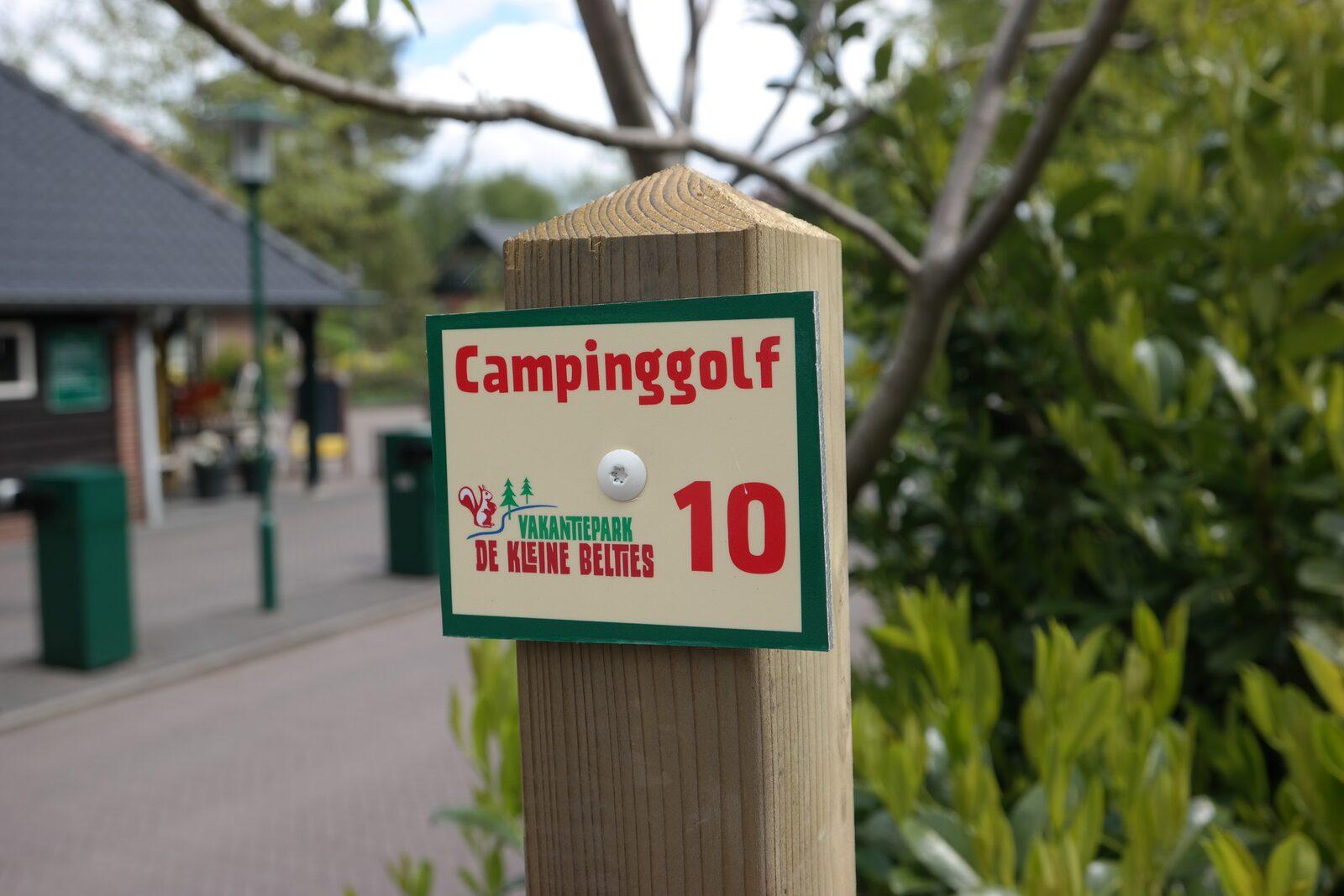 Camping Golf