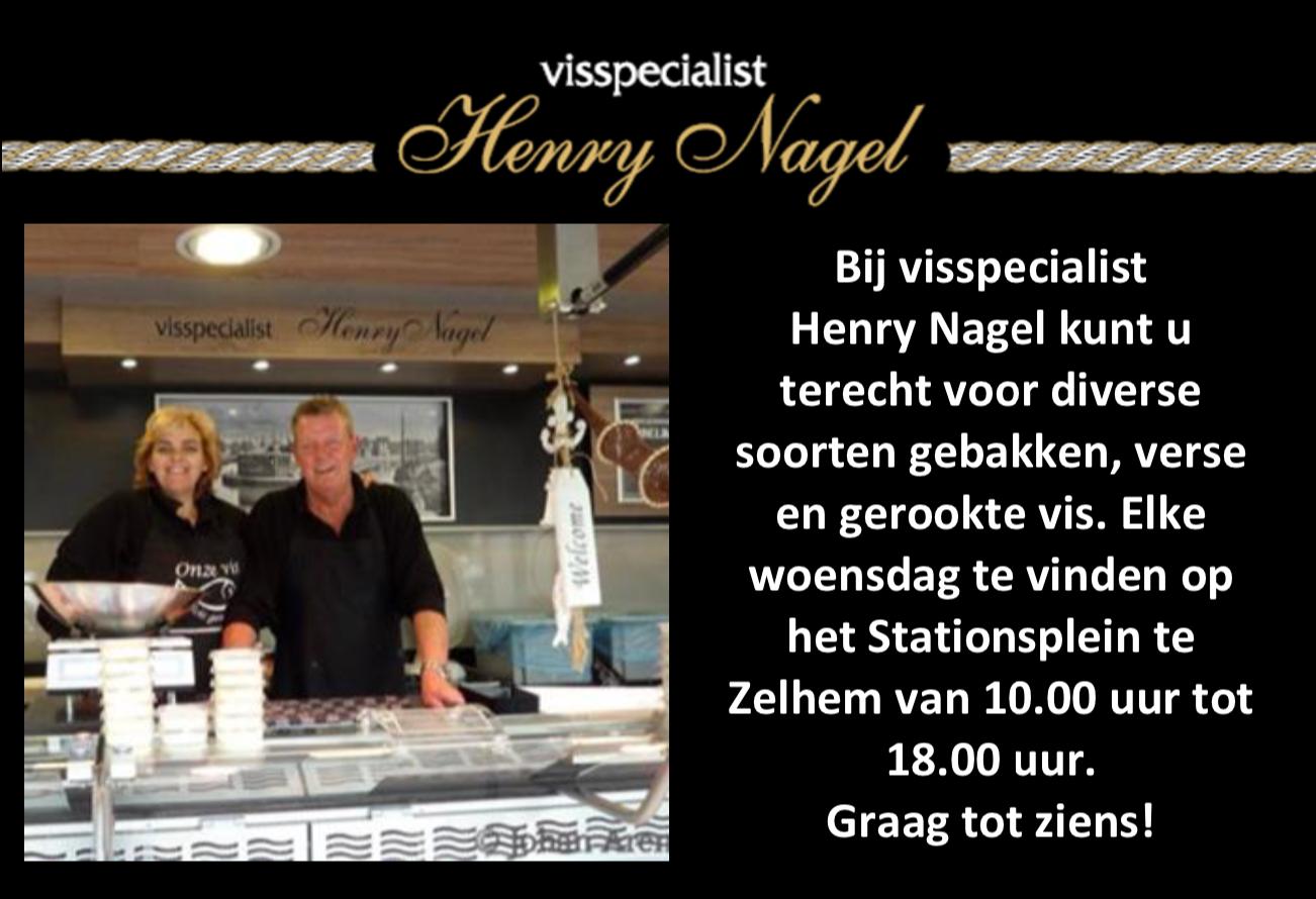 henry nagel