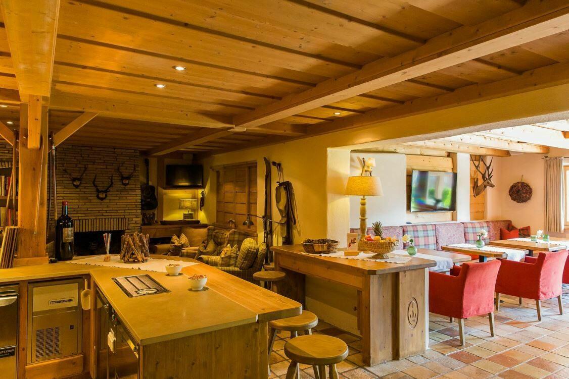 Ontbijt-Stube, Bar & Lounge