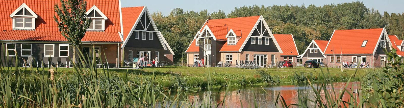 Luxe villa's bij Waterparc Veluwermeer