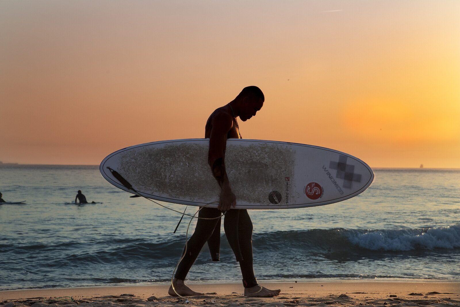 Surfing Bonaire