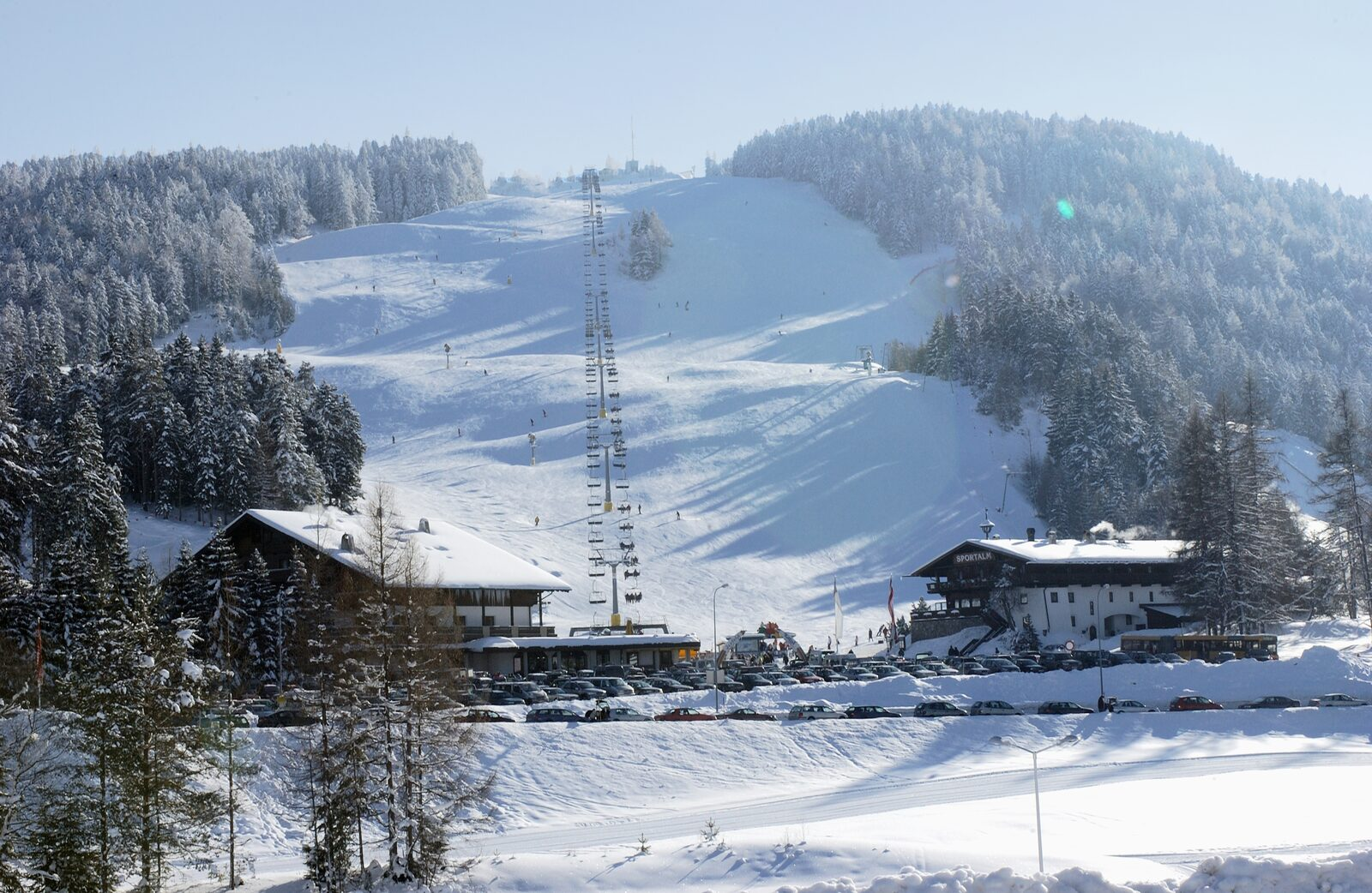 Skigebied Birkenlift & Geigenbühellift